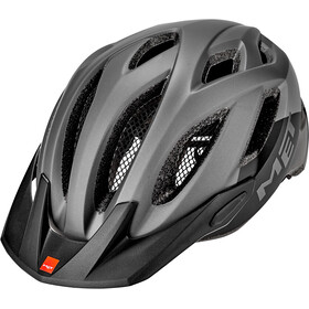 MET Crossover Helmet gray/black